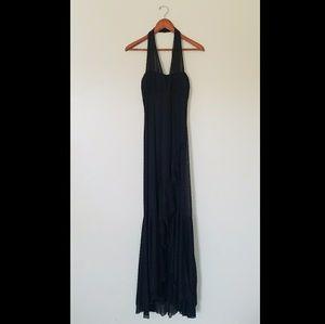 City Triangles Long Black Prom/Formal Dress